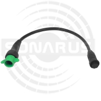 Raymarine Adapter Cable for Dragonfly Green Connector (10-pin) to Element HV (15-pin)