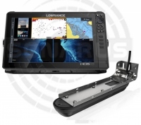 Эхолот Lowrance HDS-16 LIVE with Active Imaging 3-in-1 (ROW)
