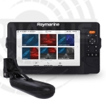 Raymarine Element 9 HV с датчиком HV-100